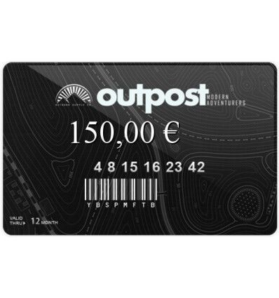 Outpost | Black card-150