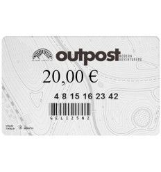 Outpost | White card-20