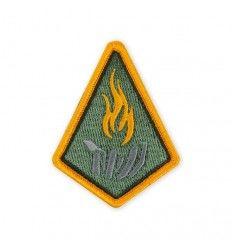 Prometheus Design Werx Carry the Fire Badge 2019 Morale Patch - outpost-shop.com