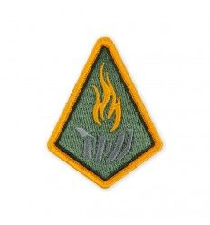 Prometheus Design Werx Carry the Fire Badge 2019 Morale Patch - outpost-shop.com