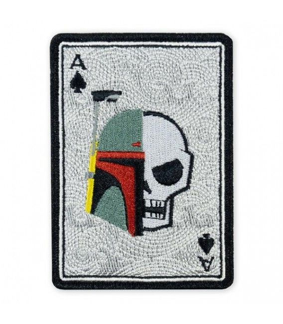 Boba Fett May The 4th Be With You: May 4th 2019 Boba Fett With Skull