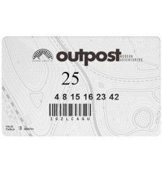 Outpost | White card-30