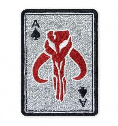 Prometheus Design Werx May 4th 2019 Mythosaur Death Card LTD ED Morale Patch - outpost-shop.com