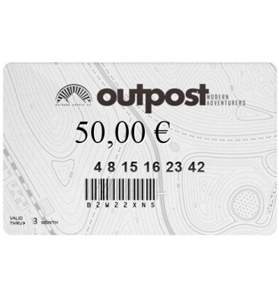 Outpost | White card-50
