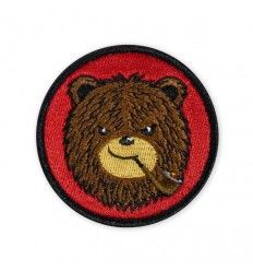 Prometheus Design Werx DRB Red Series Pipe LTD ED Morale Patch - outpost-shop.com