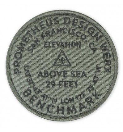 Prometheus Design Werx Benchmark SF Morale Patch - outpost-shop.com