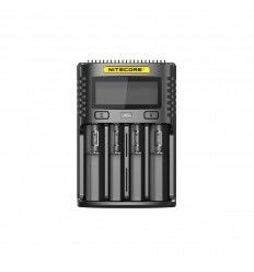 Nitecore UMS4 Battery Charger - outpost-shop.com