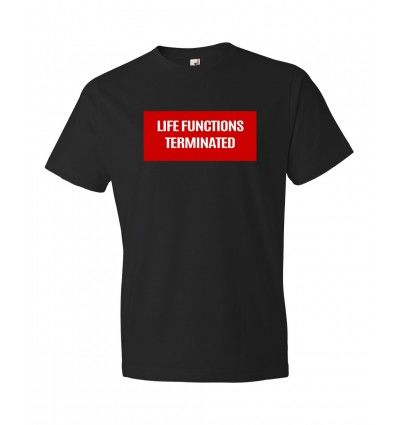 Outpost | TERMINATED T-Shirt
