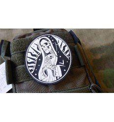 JTG Santa Muerte Patch - outpost-shop.com