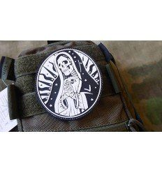 JTG Santa Muerte Patch - outpost-shop.com