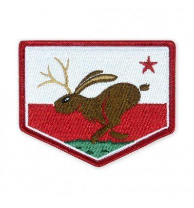 Prometheus Design Werx High Speed Jackalope Cali LTD ED Morale Patch - outpost-shop.com