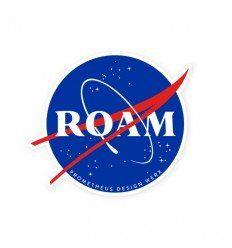 Prometheus Design Werx | ROAM Sticker