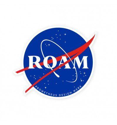 Prometheus Design Werx ROAM Sticker - outpost-shop.com