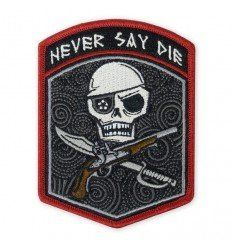 Prometheus Design Werx Never Say Die 2019 LTD ED Morale Patch - outpost-shop.com