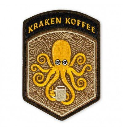 Prometheus Design Werx | Kraken Koffee Flash Morale Patch