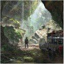 Prometheus Design Werx | PDW Art Print - Jungle Ruins