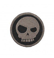 Triple Aught Design | Mean T-Skull Patch