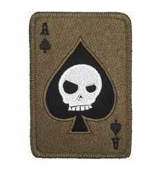 Triple Aught Design Death Card Patch - outpost-shop.com