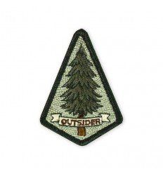 Prometheus Design Werx Outsider Badge Morale Patch - outpost-shop.com
