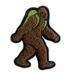 Prometheus Design Werx Sasquatch Hiker Chenille Morale Patch - outpost-shop.com