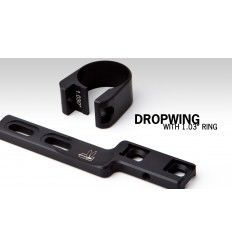 Haley Strategic | Dropwing Light Mount
