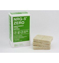 MSI NRG-5® ZERO Emergency Food Rations - outpost-shop.com