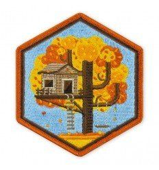 Prometheus Design Werx | Tree Fort Autumn Morale Patch