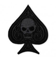 Prometheus Design Werx | Ace Memento Mori Black Out Morale Patch