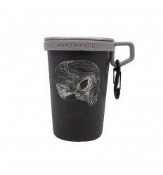 Triple Aught Design | Earthwell Pint Cup TAD Edition Topo Skull