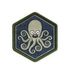 Prometheus Design Werx | Team Tako 1000 Mile Stare Hexagon Morale Patch