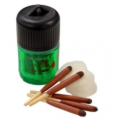 BCB 25 Waterproof Windproof Matches - outpost-shop.com