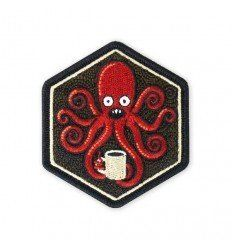 Prometheus Design Werx | Kraken Black Coffee 2019 Morale Patch