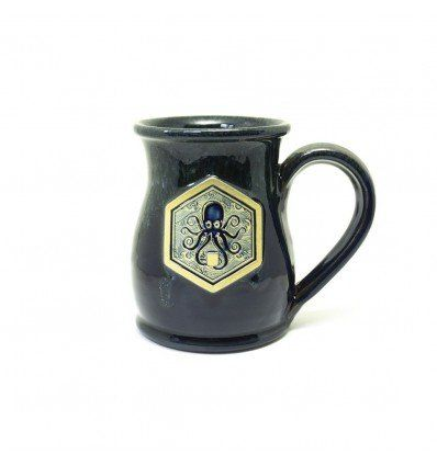 Prometheus Design Werx Kraken Koffee LTD ED Deneen Tall Belly Mug - outpost-shop.com