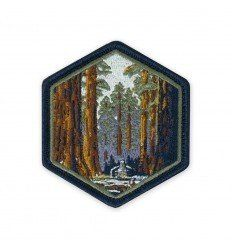 Prometheus Design Werx | Sequoia Cabin Morale Patch