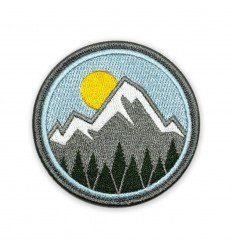 Terrain 365 Mountain Lake Campsite Morale Patch V1 - outpost-shop.com