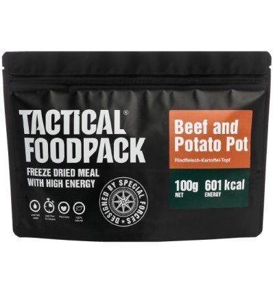 Tactical Foodpack Beef and Potato Pot - outpost-shop.com