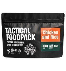 Tactical Foodpack Rie et Poulet - outpost-shop.com