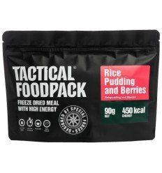 Tactical Foodpack Riz au lait aux Baies - outpost-shop.com