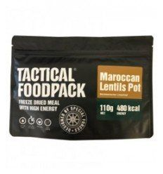 Tactical Foodpack Lentilles à la Marocaine - outpost-shop.com