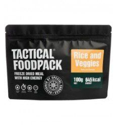 Tactical Foodpack Riz et légumes - outpost-shop.com