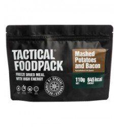 Tactical Foodpack Purée de Pommes de terre et Bacon - outpost-shop.com