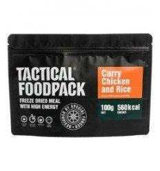Tactical Foodpack | Poulet au Curry et Riz