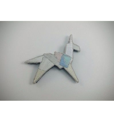 Outpost Blade Runner Unicorne Type 1 Morale Patch GITD