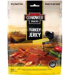 Conower | Turkey Jerky Chili Peppers 25G