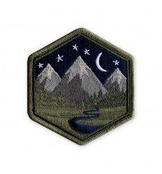 Prometheus Design Werx | Mountain Life Night Sky Morale Patch