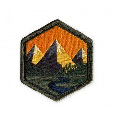 Prometheus Design Werx | Mountain Life Sunset Morale Patch