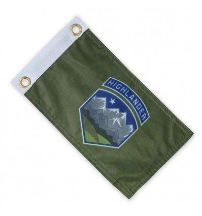 Prometheus Design Werx | PDW Highlander Expedition Flag