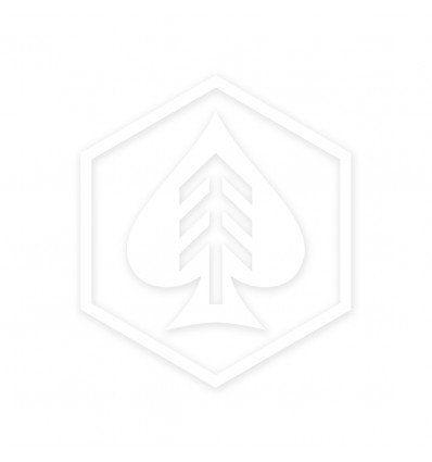 GRR Signet Procut Sticker White - outpost-shop.com