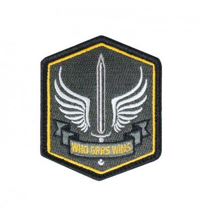 GRR Who GRRs Wins Morale Patch LTD ED - outpost-shop.com