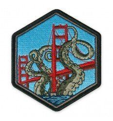 Prometheus Design Werx | SPD Golden Gate Kraken Morale Patch